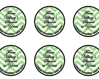 Digital File-Chevron Pattern Style - Customize for any Event