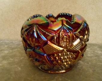 1990's Iridescent Fenton Art Glass