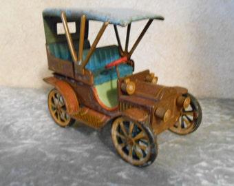 1950's Modern Toys Friction Run Model T