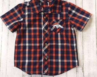 Broncos Shirt-Button Up