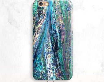 Abalone iPhone 6S Case,Blue iPhone 5S Case, iPhone SE Case, iPhone 6 Plus, iPhone 7 Case, Abalone iPhone 6 Case, Shell iPhone 7 case, 7 Plus