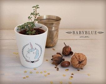 """teacup """"Babyblue"""""""