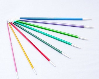 KnitPro Zing DPN double pointed knitting needles pins - 15cm
