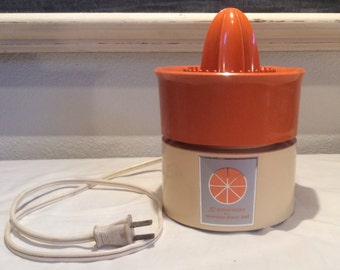 Vintage Electric Juicer by Hamilton Beach