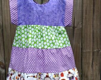 Halloween Dress  Toddler dress