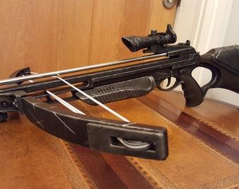 WASTELAND gun, Crossbow,  Nerf style dart toy gun ! For cosplay