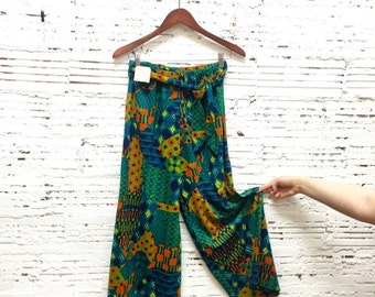 Vintage Beach Pants Size Medium