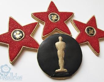 Academy Awards Cookies - 1 dozen