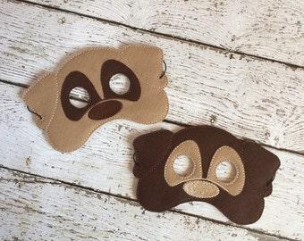 Puppy Dog Mask