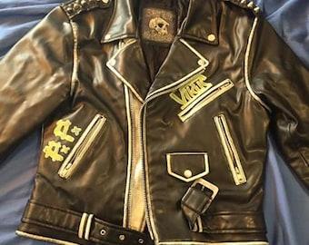 Punk Jacket (hold for Ari)