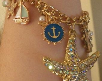 Sailormade Charm Bracelet