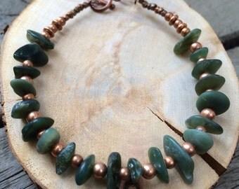 Ring of Jade Bracelet