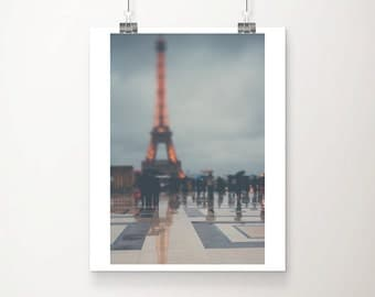 Paris photograph Eiffel Tower photograph surreal photograph Paris decor Paris print Eiffel Tower print travel photography
