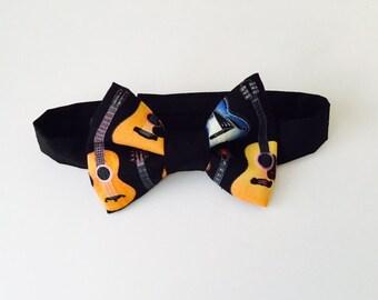 Boys Bow Tie Suit Accessories GUITARS Bow Tie