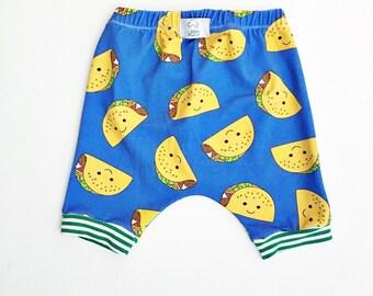 SpecTACOlar Harem Shorts