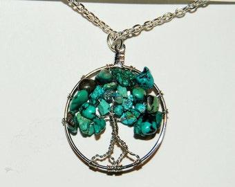 Tree of Life, Turquoise