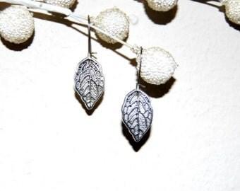 Little Leaf Earrings