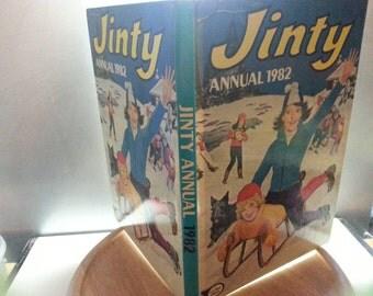 Jinty 1982 annual, fair condition