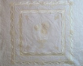 Wedding Dress Quilt