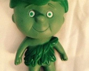 """Green Giant """"Sprout"""" doll"""