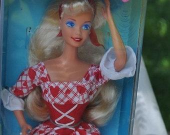 Sweertheart Barbie by mattel