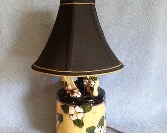 Boudoir Lamp - Accent Lamp - Shoe Theme