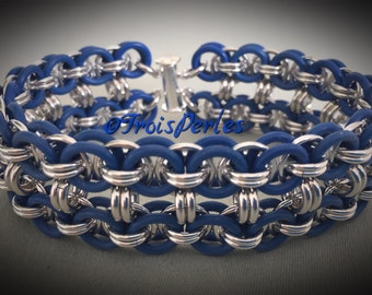 29 Chain Maille bracelet - Chainmaille bracelet