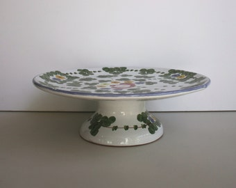 Ivy Pottery Cake Stand