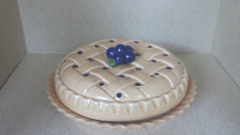 Betty Crocker Blue Berry Pie Plate Recipe