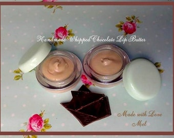 Recipe: Whipped Chocolate Lip & Body Butter - All Natural