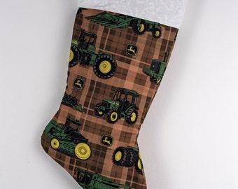John Deere stocking