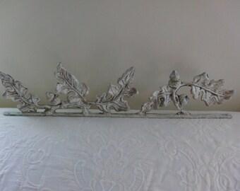 Vintage metal decorations