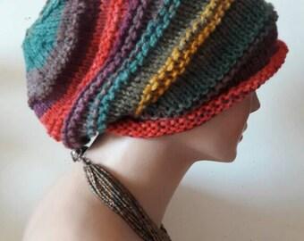Slouchy Beanie Baggy Hat Men Women Celebrity Hat Dreadlock Hat Rasta Hat Fashion Hats Winter Accessories Gift Ideas