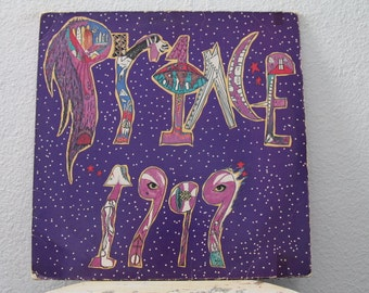 "Prince - ""1999"" vinyl records, 2 LPs w/ Original Inner Sleeves"