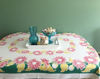 Vintage Tablecloth