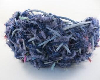 Baskets, reed, blue, random weave, woven, weaving, reed baskets, yarn