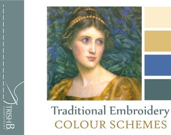 Booklet:  Traditional Colour Schemes.