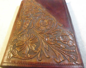 Custom Leather Small Legal Pad Cover/ Portfolio/ note Pad Cover