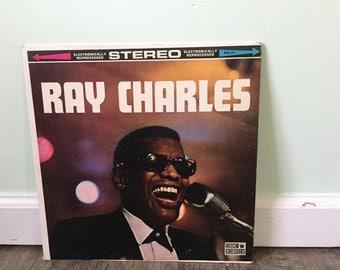 """Ray Charles """"Ray Charles"""" vinyl record"""