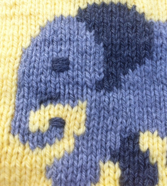 Knitted Elephant Free Pattern Image collections - knitting patterns ...
