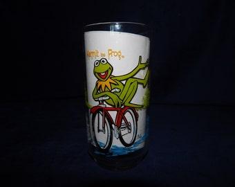 1981 Great Muppet Caper Glass