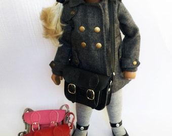 Leather Satchels for Sasha and similar sized dolls