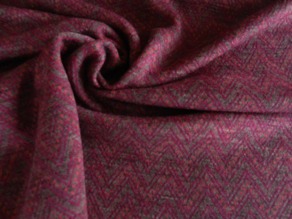 New Zealand 100 Merino Wool Fabric Jersey Knit Fabric By The
