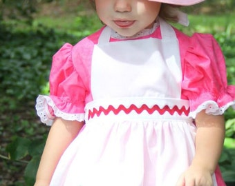 StrawberryShortcake Toddler costume