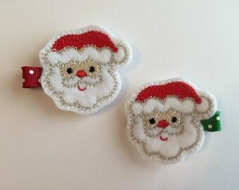 Santa Claus Clippie You pick one