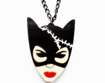 Cat Woman necklace