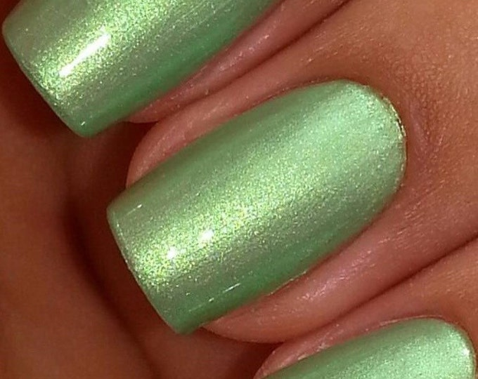Mojito - Handmade Nail Polish - large 15ml bottle