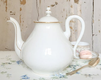 French Vintage Teapot