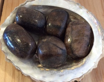 Chiastolite Healing Stone,Harmony and Balance, Healing Crystal, Chakra Stone, Spiritual Stone