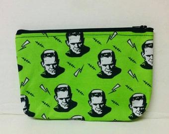 Frankenstein Makeup Bag